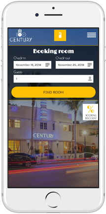 Mobile version Century Hotel